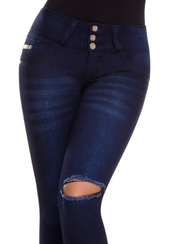 SALLY - Colombian Push Up Jeans by Bonita Bella
