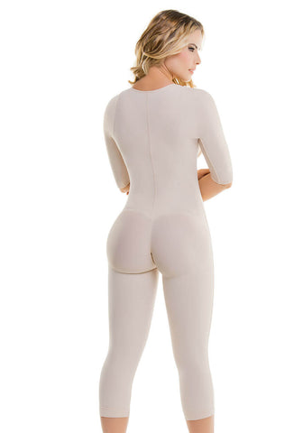 295 - Top-to-Bottom Arms and Legs Full Body Shaper