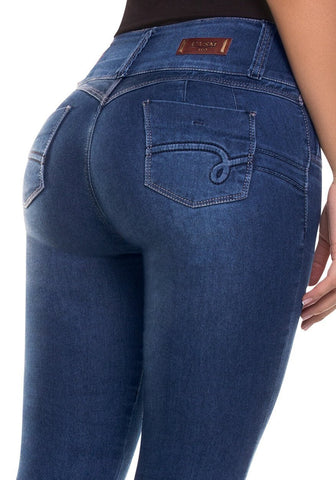VEGA - Colombian Push Up Jeans by Bonita Bella