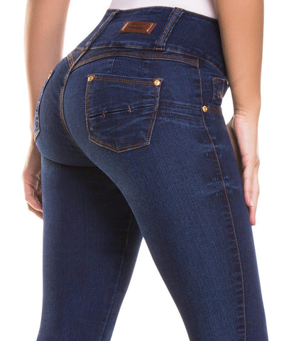 DONIA - Colombian Push Up Jeans by Bonita Bella