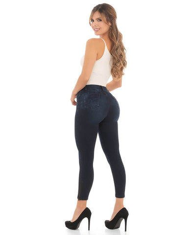 BRITT - Push Up Jeans by BONITABELLA