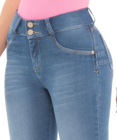 CECILE - Push Up Jeans by BONITABELLA