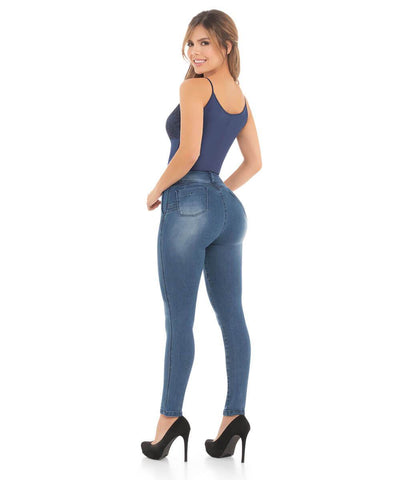 HILARY - Push Up Jeans by BONITABELLA