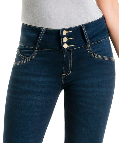 IVY - Colombian Push Up Jeans by BONITABELLA