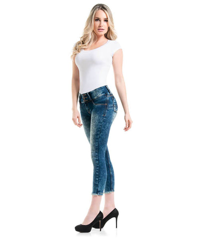 KRISSY - Push Up Jeans by BonitaBella
