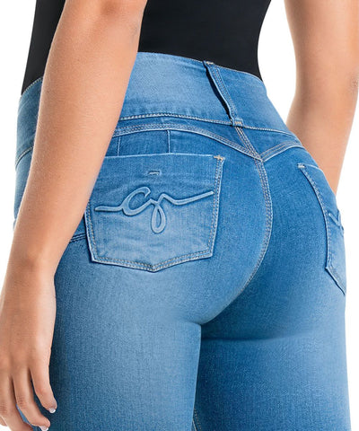 TRIXIE - Push Up Jean by BonitaBella