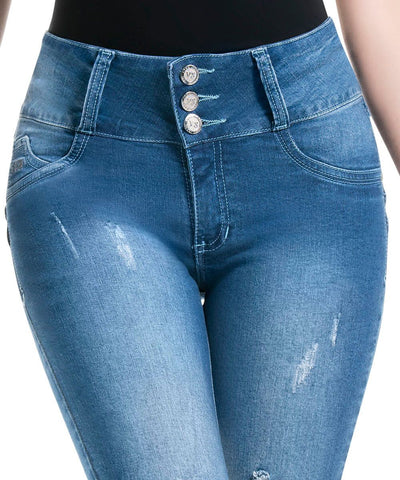 ZARA - Push Up Jean by BonitaBella