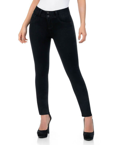 ZELINA - Push Up Jeans by BONITABELLA