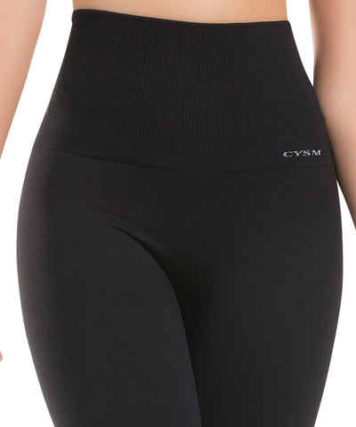 910 - Thermal Ultra Compression and Abdomen Control Fit Legging