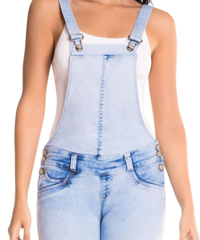 FLOY - Push Up Overalls by CYSM