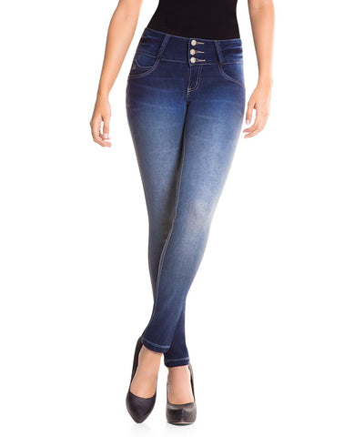 LUCRECIA - Colombian Push Up Jeans by Bonita Bella