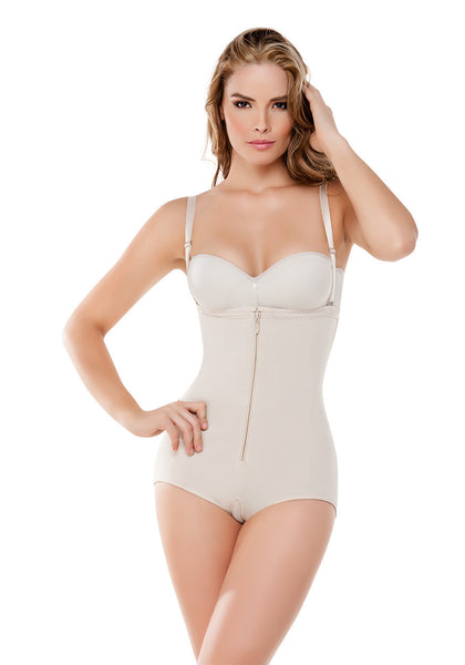 292 -Body Térmico Strapless / Slimming Strapless Thermal Body Shaper