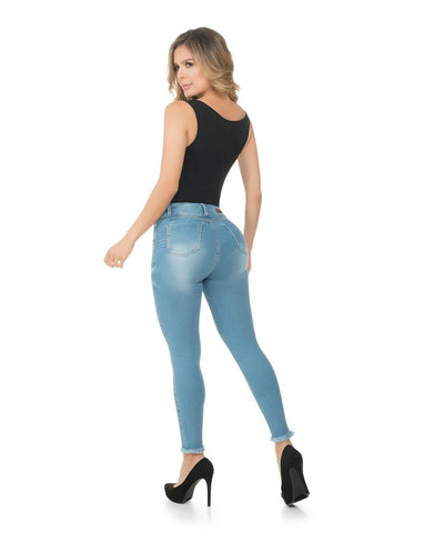 ZOE - Push Up Jeans by BONITABELLA
