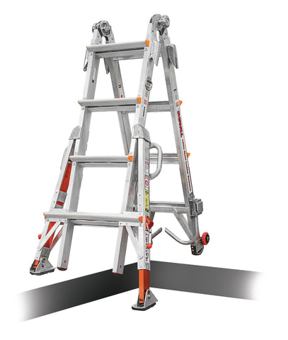 """ OVERHAUL ""  LADDER TYPE 1A / The Little Giant"
