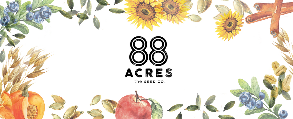 88 Acres is Growing Up