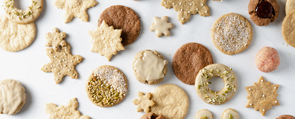 Easy Seed Butter Cookie Recipe (Vegan, Gluten-Free)