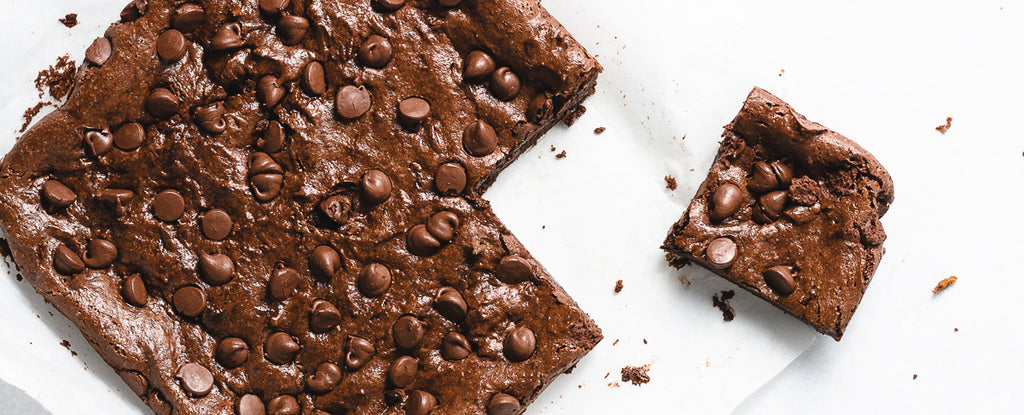 Triple Chocolate Brownies Recipe (Gluten-free, Vegan, Nut-Free)