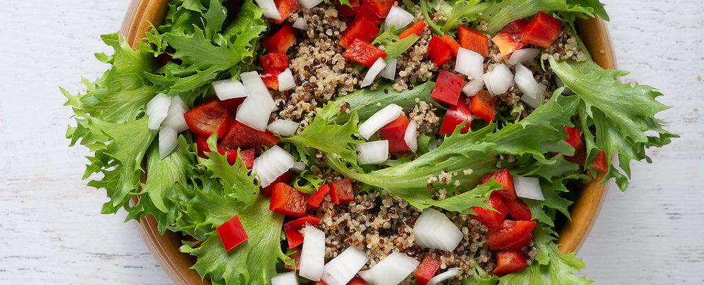 How to Build a Powerful Salad
