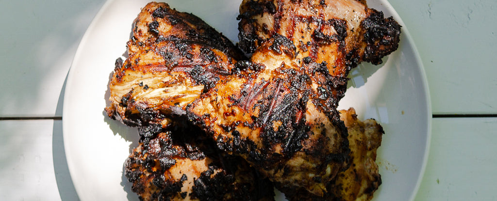 Smoky Chipotle Grilled Chicken