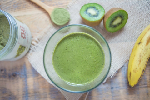 pumpkin seed butter smoothie