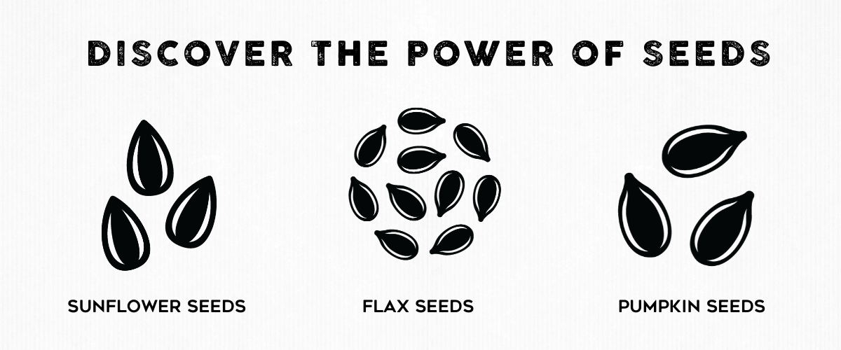 Discover the power of seeds