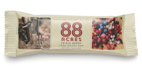 88 Acres Craft Seed Bars