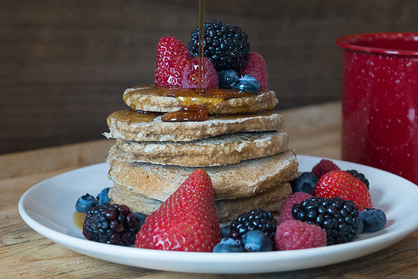 whole-grain-oat-pancakes