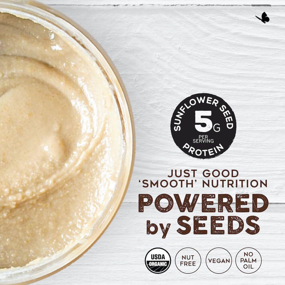 Maple Sunflower Seed Butter