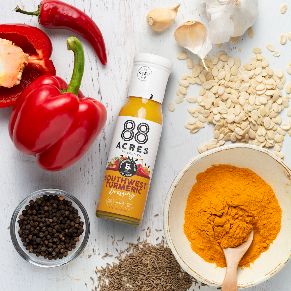 Southwest Turmeric Dressing