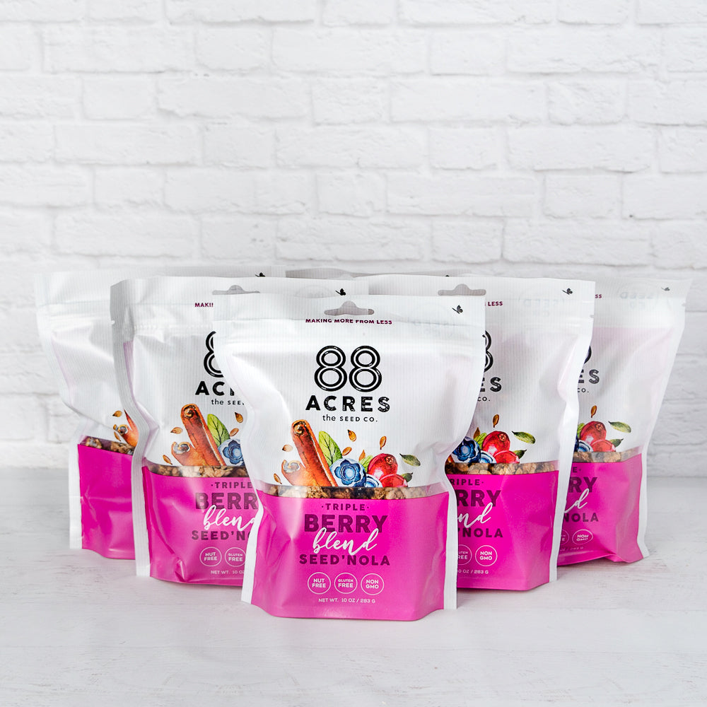 Triple Berry Blend Seed'nola 6-Pack