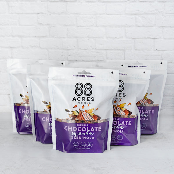 Double Chocolate Mocha Seed'nola 6-Pack