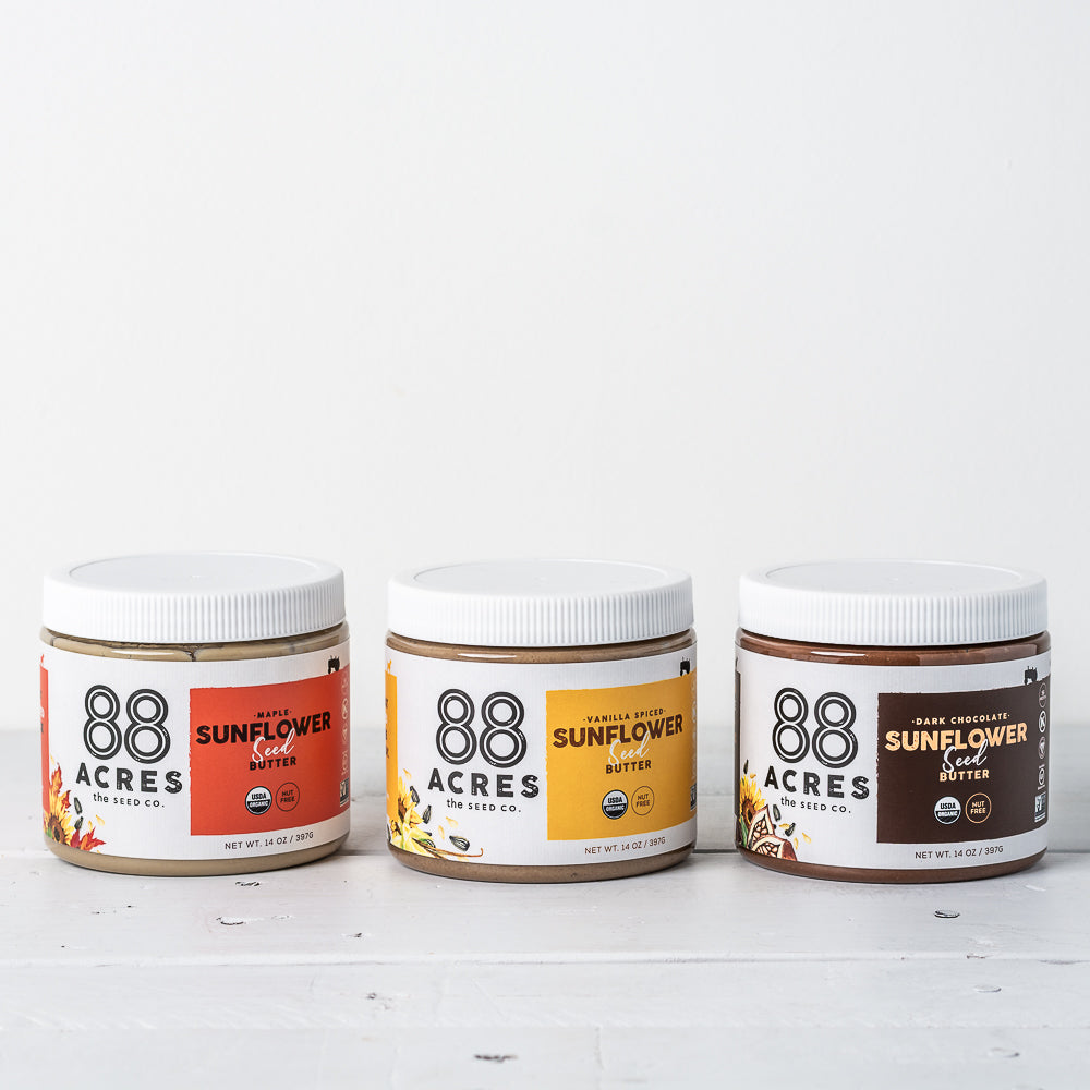 Sunflower Seed Butter Variety Pack