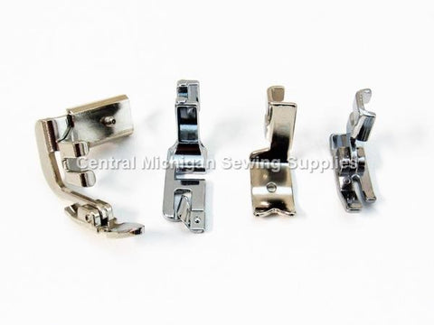 Singer Sewing Machine Low Shank Attachments Fits Models 15, 27, 28, 66, 99, 101, 201, 221, 222, 306, 319