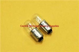 Singer Light Bulb Fits Models 14U34, 14U44, 14U46, 14U64, 14U65, 14U85, 14U234