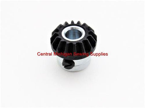 New Replacement Top Vertical Gear Fits Singer Models 413, 416, 418, 457, 466, 476, 477, 478, 518 Part # 155819