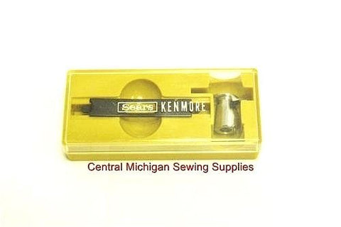 KENMORE SEWING MACHINE MODEL 158.1756 CHAINSTITCH ATTACHMENT # 31982