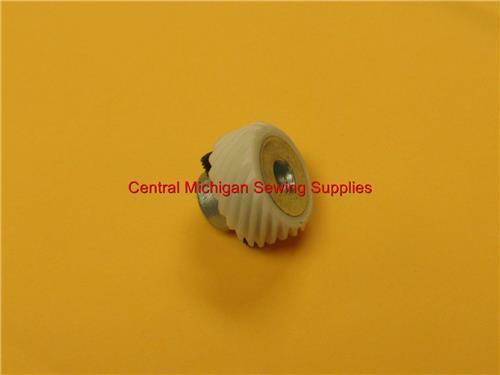 Elna Sewing Machine Hook Drive Gear Fits Models 14, 17, 22, 24, 27, 32, 34, 36, 37, 52, 57