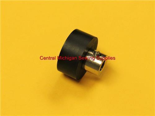 New Home, Kenmore, Free Sewing Machine Motor Drive Rubber Friction Pulley
