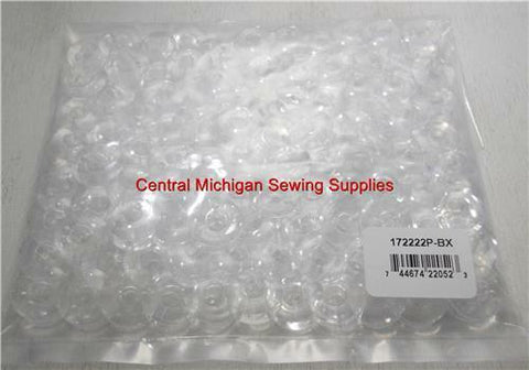100 ct Singer Sewing Machine Class 66 Metal Bobbins Fit Models 66, 99, 201, 401 403 404 500 503