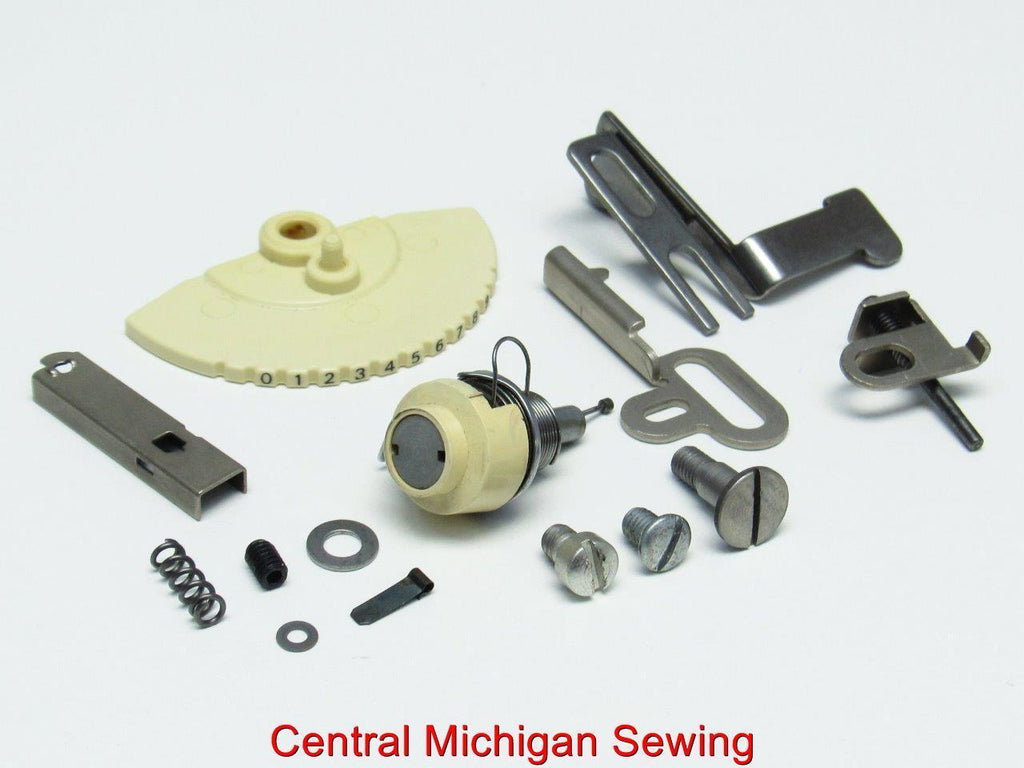 SINGER SEWING MACHINE TENSION ASSEMBLY FITS 700 SERIES TOUCH-N-SEW 750, 756, 758