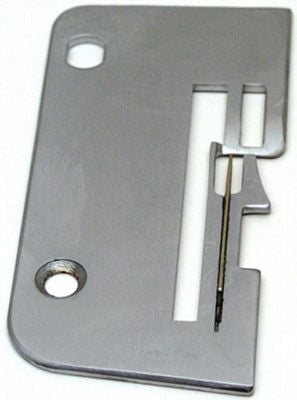 Serger Needle Plate Part # 785609009 Fits Kenmore Models 385.1564180, 385.1641800, 385.16633790, 385.1664190, 385.16631490, 385.16633790 - New Home 104D, 134D, 234, 234D, 334, 334D