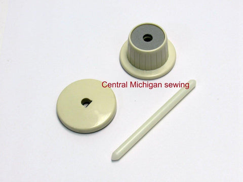 Singer Touch-N-Sew 600 & 700 Series Spool Pin complete