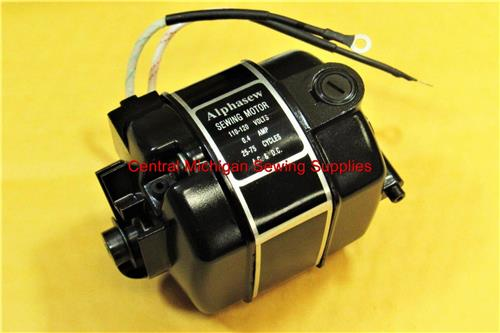 New Replacement Motor For Singer Featherweight Model 221 & 222