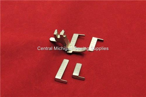 Singer Industrial Gauge Presser Foot Fits 241, 245, 251, 281, 31-15, 44, 95, 96