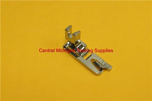 "Singer Sewing Machine Low Shank Hinged Hemmer Foot 1/8"", 3/16"", 1/4"", Fit Models 15, 27, 28, 66, 99, 201, 221"