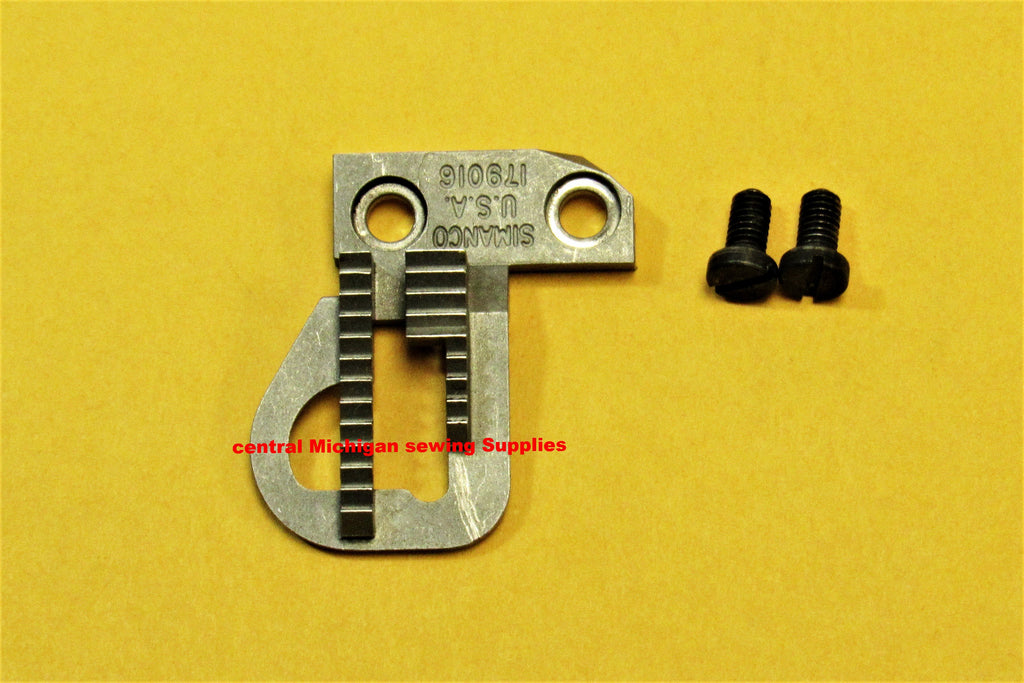 Original Singer Feed Dog Part # 179016 Fits Model 404