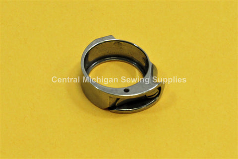 New Replacement Bobbin Case Shuttle Fits Singer Models 29K58, 29K70, 29-4, Works With Small bobbins