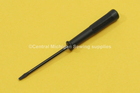 "Screw Driver Small 1/8"" Perfect For Bobbin Case Tension"