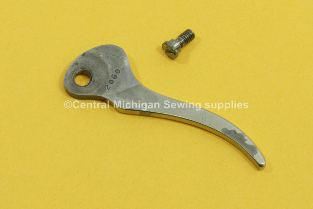 Vintage Original Presser Foot lever Fits Singer Models 27 Part # 2060