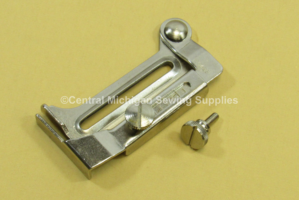 New Adjustable Sewing Machine Swing Fabric Seam Guide Gauge